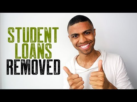 Student loans removed || how to remove student loans in 2020 || credit repair 2020