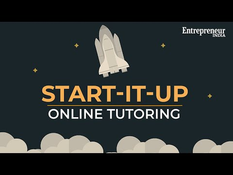 Start-it-up: how to become an online tutor