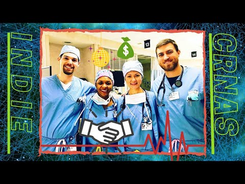 Before you become an independent nurse anesthetist... watch this!