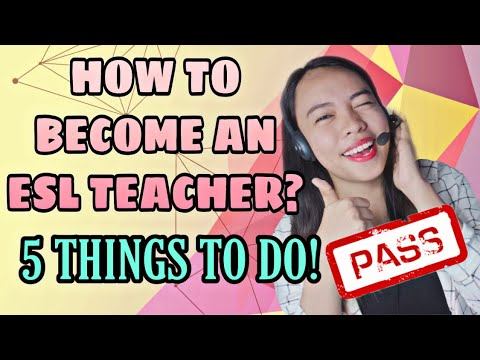 How to become an online english teacher?   5 easy ways to be an esl tutor 2020