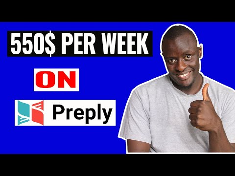 How to make money as a college student online -- how to make an online tutor account on preply