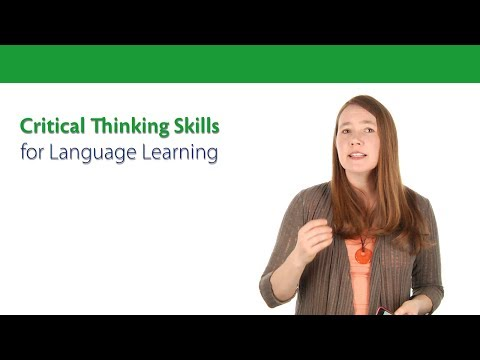 Critical thinking skills for reading, spelling, and literacy - teacher in-service training #reading