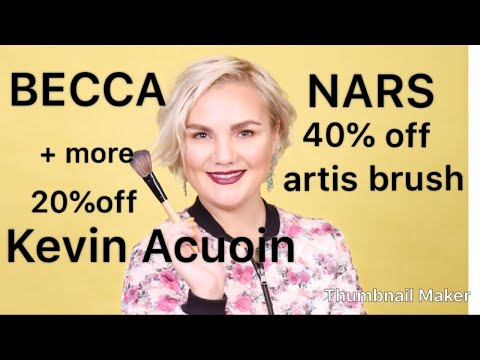 Amazing pro discounts makeup brands give! shop for dozens of brands in one place!