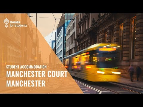 Manchester court - manchester student accommodation