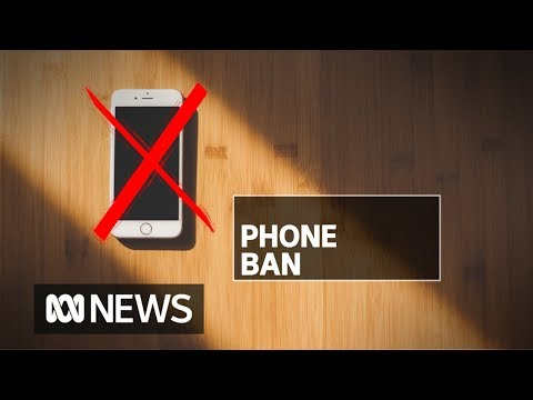No more mobile phones in school as victoria institutes blanket ban for students   abc news