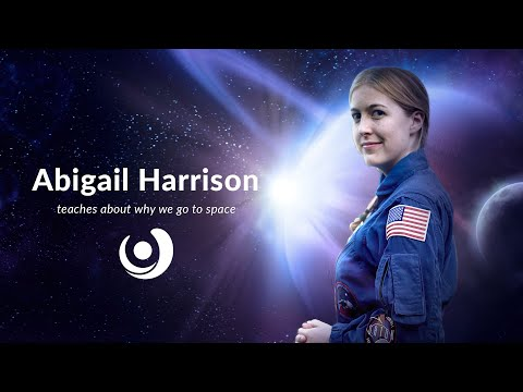 Varsity tutors' starcourse - what space exploration means for earth with abigail harrison