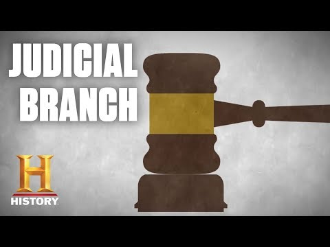 What is the judicial branch of the u.s. government? | history