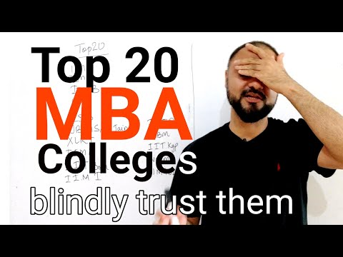 List of top 20 iim mba colleges in india you can blindly trust.   package   cutoffs   rankings