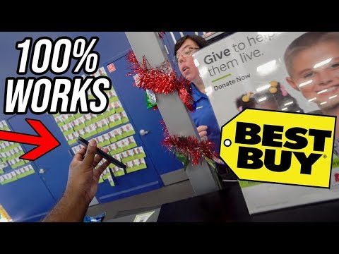 How to get a big discount at best buy every time! 100% works every time...