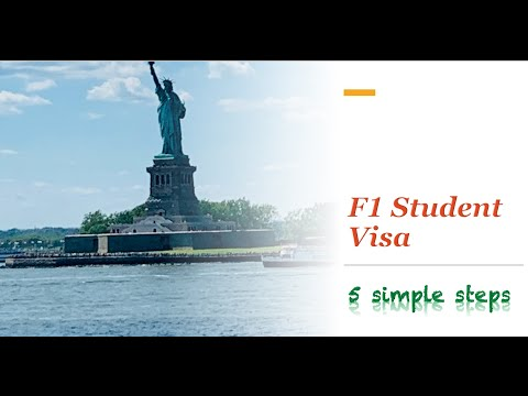 How to pass u.s. f1 visa interviews|tips|sample questions