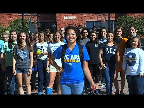 We are central - the university of central oklahoma