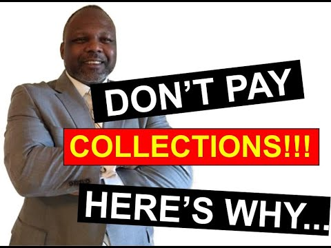 How to get rid of debt collections | bad student loan debt