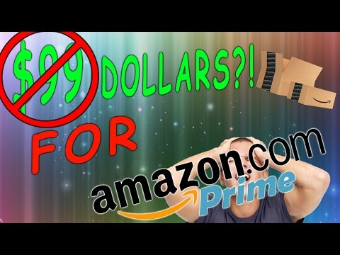 Don't pay $99 for amazon prime again!! there's a new way!