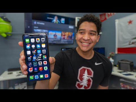 What's on my iphone 11 pro? college student edition 2019