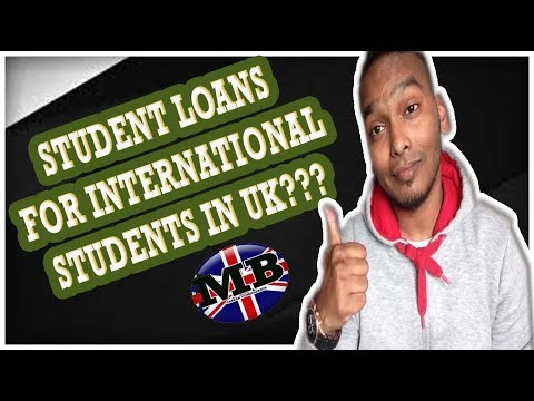 Can a international student get a student loan in uk   study in uk 2020
