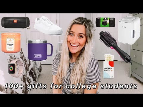100 christmas gift ideas college students actually want