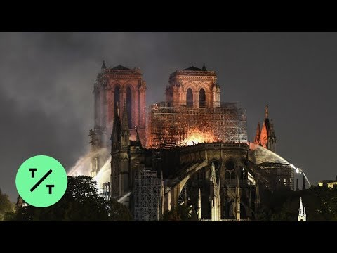 Notre dame's french billionaire donors haven't paid yet