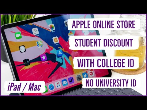 Apple student discount   how to get student discount on apple