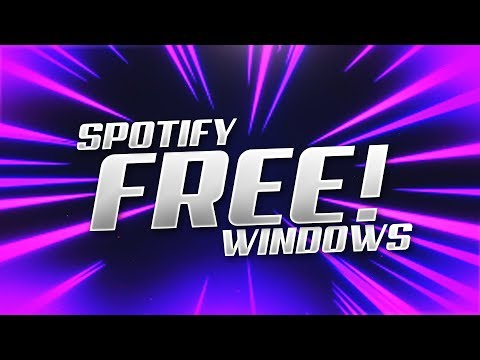 How to get spotify premium free!!! (windows only)