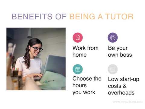 How to teach online. start your own tutoring business. teach online. free online teaching course