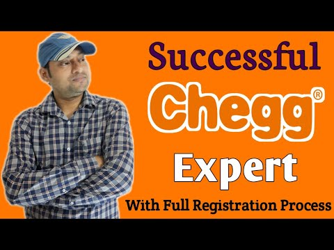 Chegg registration full process   chegg   work from home   my working experience with chegg