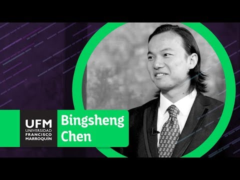 Bingsheng chen: teaching philosophy and ethics to film school students