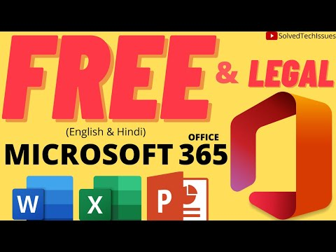 How to get ms office 365 free in 2020-21, microsoft 365 free for students