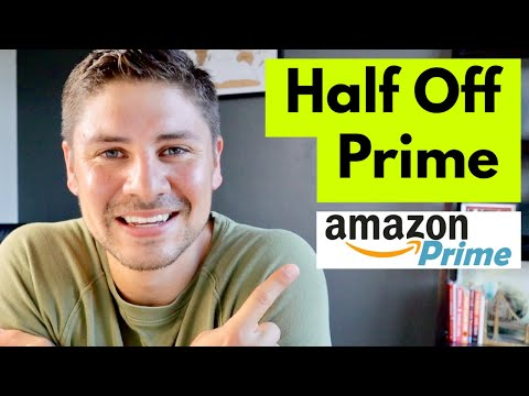 How to pay less for amazon prime (membership discounts explained)