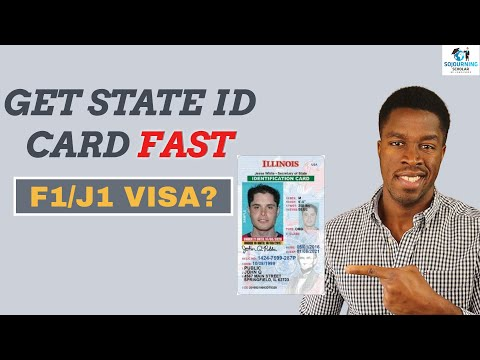How to apply for a us state id as an international student