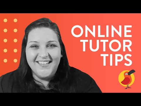 Super tutor tips - how to be a successful tutor online with cambly