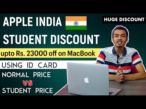 Apple student discount india 2020   how to apply for apple student discount in india upto 23000 off