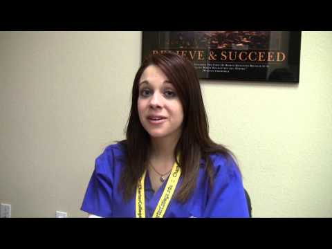 Massage therapy student lauren talks about charter college