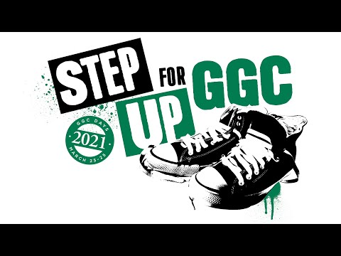 Step up for ggc!