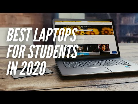 How to choose a best laptop for school & college students in 2020   best laptops for online classes