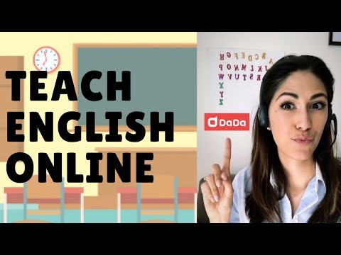 Teaching english online | qualifications, hours pay