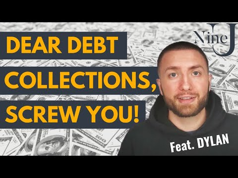 How to get rid of debt collections - fast and easy steps! | nine university