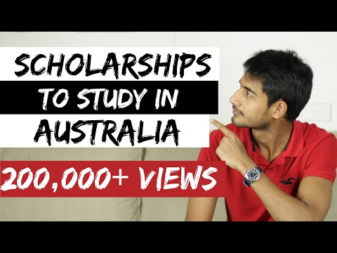 How to get a scholarship in australia | international students