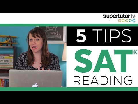 Sat® reading: destroy the reading section! tips, tricks, strategies for the new sat® reading section
