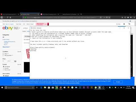 How to bypass spotify sheerid unidays student hulu discount working methods