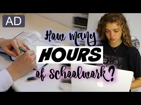 How many hours of work should you actually do?? let's chat x