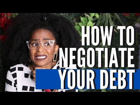 How to negotiate your debt: get rid of student loans