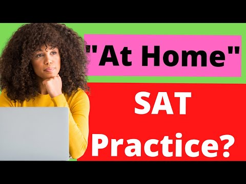 """How to take an """"at-home"""" practice sat - ivy bound private & online tutors"""