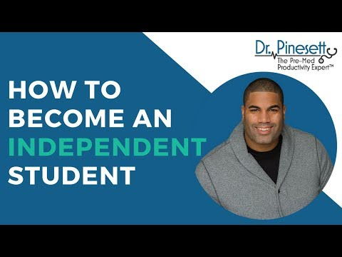 How to become an independent student
