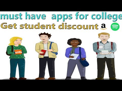 Must for college   how to get student discount on amazon and spotify  