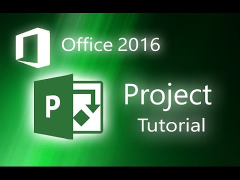 Microsoft project - full tutorial for beginners in 13 minutes!