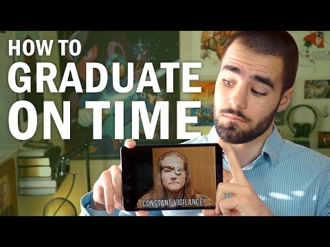 How to graduate on time - college info geek