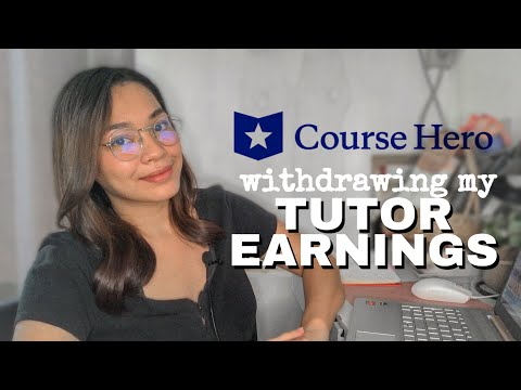 My withdrawal failed?! | course hero tutor earnings withdrawal & payment process philippines