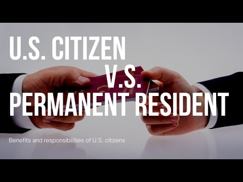 Benefits and responsibilities of becoming a u.s. citizen for permanent residents | civics test tutor