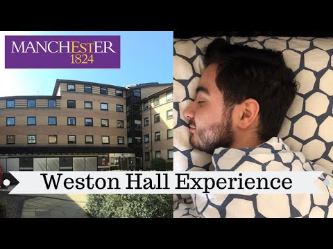 First year uni accommodation experience in manchester