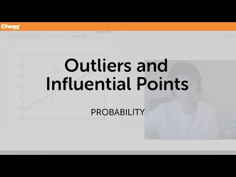 Outliers and influential points   statistics and probability   chegg tutors